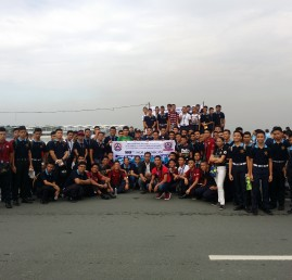 Coastal Clean-Up 2015